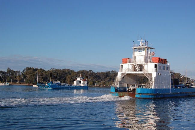 Island Ferries Redland Bay